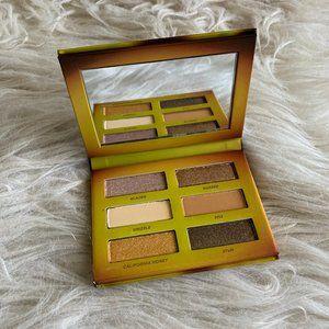 NEW Urban Decay Mini Honey Eyeshadow Palette